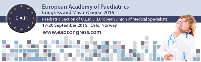 European Academy of Paediatrics Congress