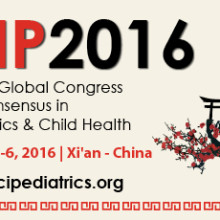 5TH GLOBAL CONGRESS FOR CONSENSUS IN PEDIATRICS AND CHILD HEALTH (CIP 2016)
