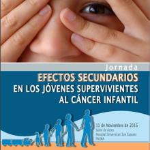 """JORNADA """"EFECTOS SECUNDARIOS DE LOS JÓVENES SUPERVIVIENTES AL CÁNCER INFANTIL"""""""