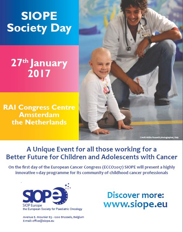 SIOPE Society Day