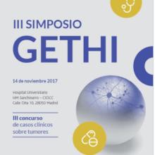 III SIMPOSIO GETHI