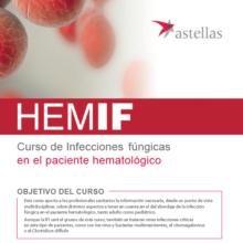 CURSO DE INFECCIONES FÚNGICAS EN EL PACIENTE HEMATOLÓGICO