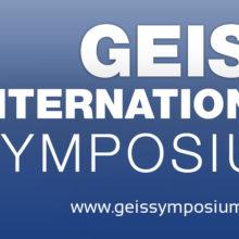 GEIS XVI INTERNATIONAL SYMPOSIUM