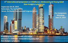 6TH INTERNATIONAL SYMPOSIUM ON CHILDHOOD, ADOLESCENT AND YOUNG ADULT NON HODGKIN LYMPHOMA