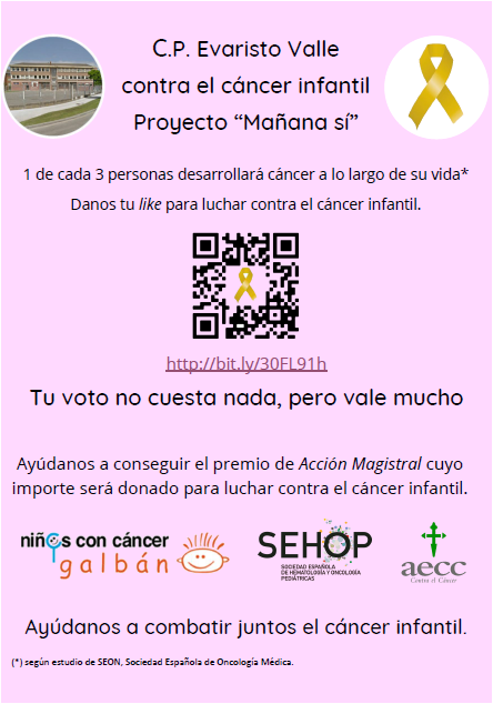 Proyecto «Mañana, sí» en Acción Magistral