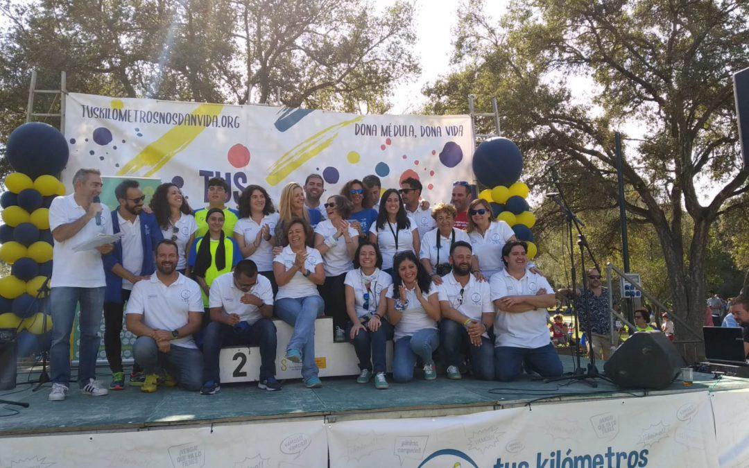 Masiva participación en la 7ª Carrera «Tus Kilómetros nos dan vida»