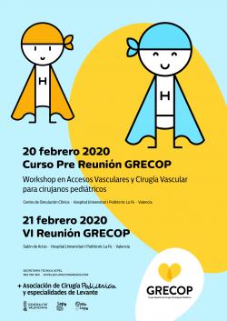 VI Reunión del Grupo Español de Cirugía Oncológica Pediátrica