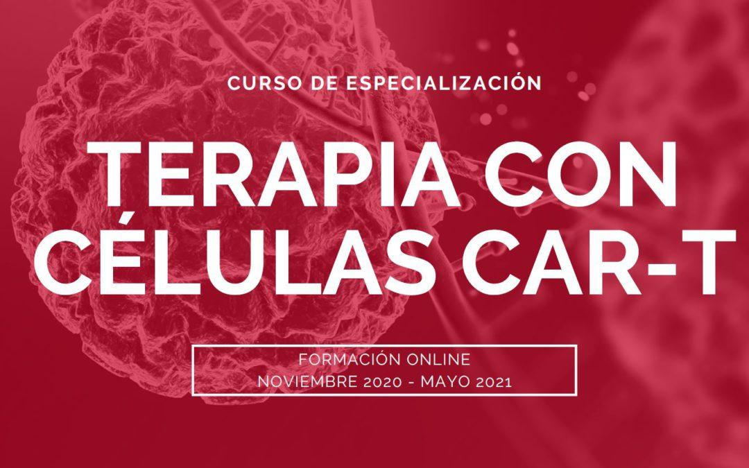Curso de Especialización «Terapia con células CAR-T»