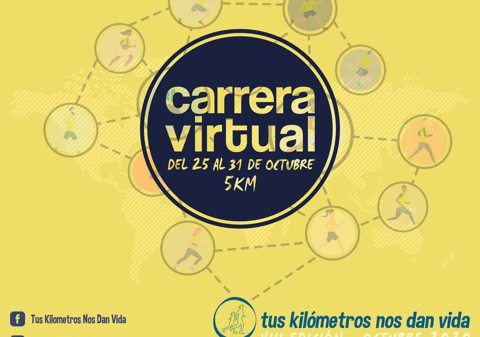 VIII Edición Carrera «Tus kilómetros nos dan vida»